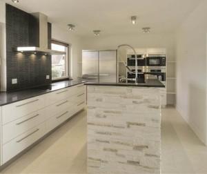 Dekorsten till kök och hem