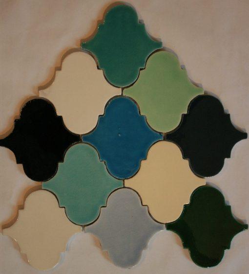 Arabesque fliser