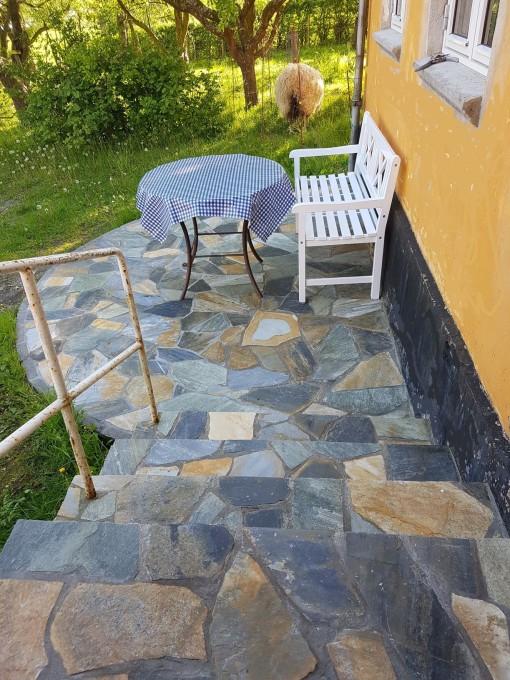 Holdbar og vedligeholdelsesfri terrasse